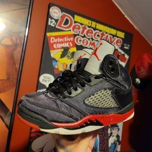 Jordan retro 5s 1y